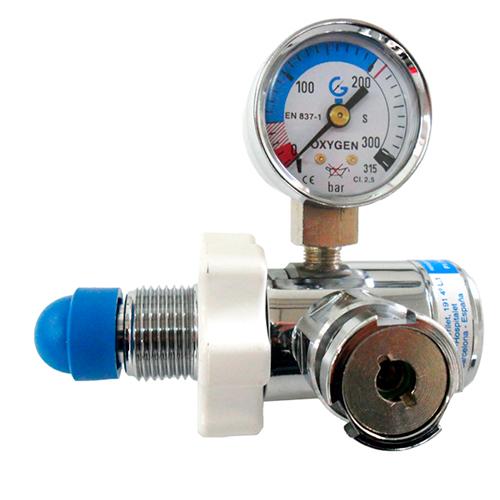G107 - Regulador de presión fija con toma extra