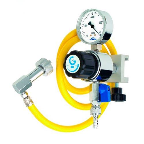 GVAC710 - Vakuumregler für hochvakuum